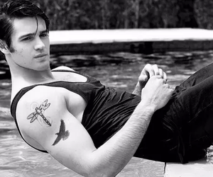 steven r. mcqueen, jeremy gilbert, and Hot image