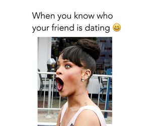 funny, rihanna, and friends image