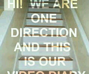 one direction, memories, and video diary image