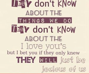 one direction, 1d, and Lyrics image