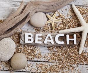 beach, home decor, and inspiration image