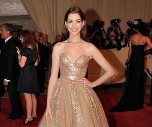 Anne Hathaway and dress image