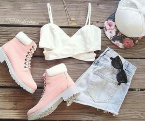 fashion, nice, and girl image
