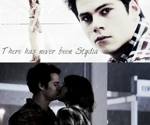 forever, teenwolf, and stalia image