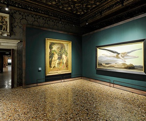 art, exhibition, and venice image