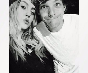 couple, love, and louistomlinson image