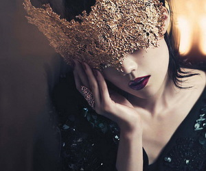 fashion and mask image