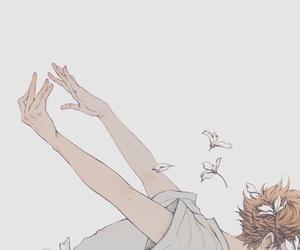 anime, volleyball, and hinata shoyou image