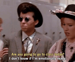movie, pretty in pink, and quote image