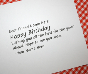 Birthday Wishes Card With Name ~ Frame birthday cake happy birthday wishes amp birthday cakes