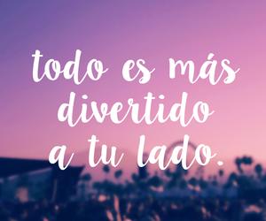 frases en español, amigas , and frases image