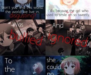 anime, feelings, and quotes image