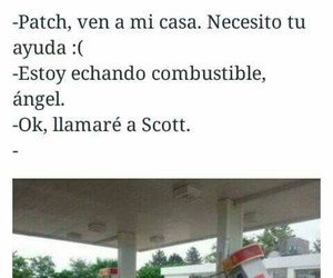 hush hush, scott, and patch cipriano image