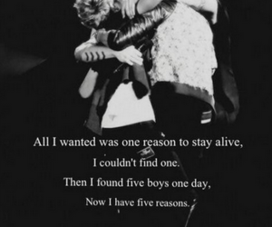 5 years and one direction image