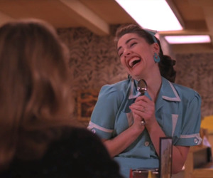 Twin Peaks and shelly johnson image