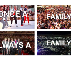 anniversary, directioners, and proud image