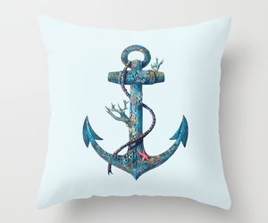 anchor, home decor, and living room image