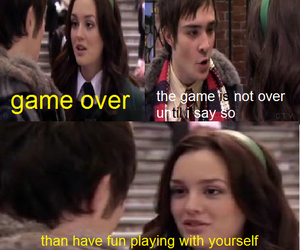 bitchy, ed westwick, and funny image