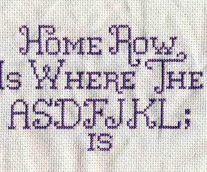 geeky and cross stitch image