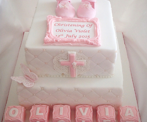 baby, blocks, and cake image