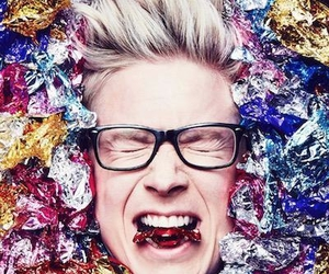 binge, tyler oakley, and candy image