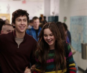 couple, nat wolff, and liana liberato image
