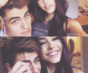 madison beer, couple, and cute image