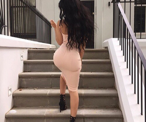 ass, hair, and big image