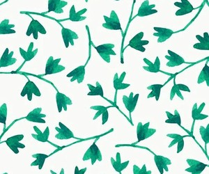 background, green, and leaves image