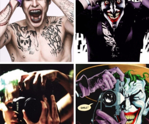 jared leto and joker image