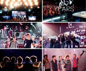 anniversary, proud, and directioners image