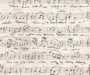 music, note, and background image