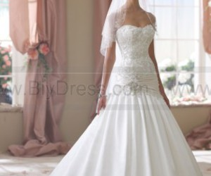 wedding gown, wedding pictures, and Wedding photos image