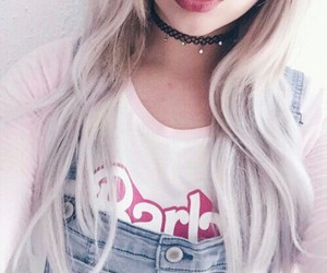 grunge, barbie, and style image