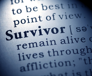 life, quote, and survivor image