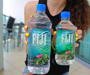 fiji, water, and drink image