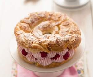 sweet, food, and raspberry image