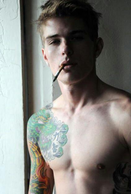 Hot, rob, and Tattoos image