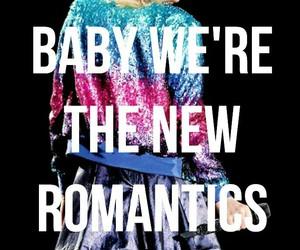 Taylor Swift and new romantics image