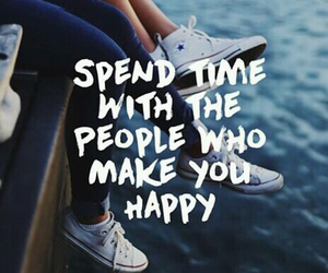 happy, people, and quotes image