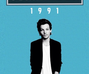 one direction, louis tomlinson, and 1991 image