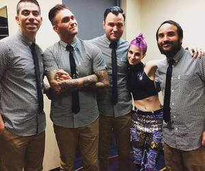 hayley williams and new found glory image