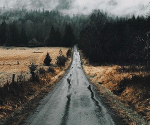alone, free, and road image