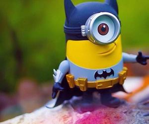 minions and batman image