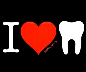 dentist, dentistry, and love my teeth image