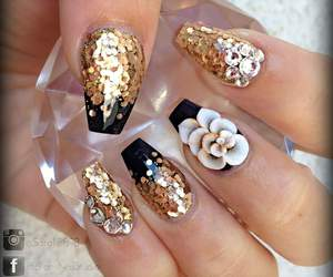 3d and nails image