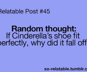 cinderella, disney, and funny image