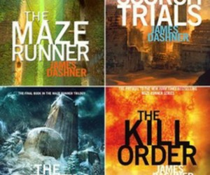 maze runner, death cure, and kill order image