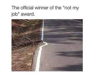 funny, lol, and job image