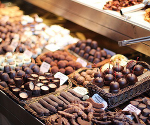 chocolate, yummy, and foodporn image